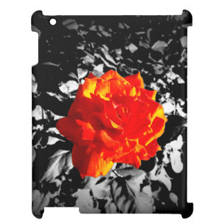 Red rose Case Savvy Glossy iPad Case