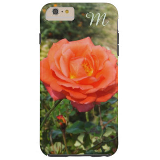 Red Rose custom monogram phone cases