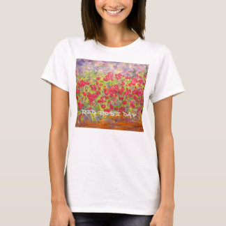 red rose day T-Shirt