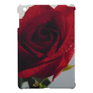 Red Rose Delight iPad Mini Cover