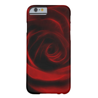 Red Rose depth of love Barely There iPhone 6 Case