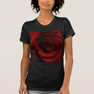 Red Rose depth of love Tshirts