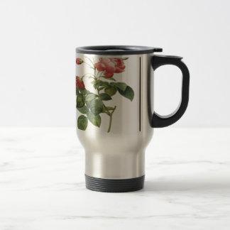 Red Rose Design Mug
