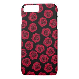 Red Rose Designer iPhone 7 plus iPhone 8 Plus/7 Plus Case