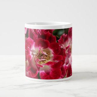Red Rose Display Mug Extra Large Mugs