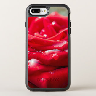 Red rose floral iPhone/Samsung Otterbox case