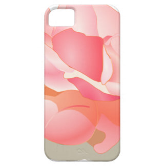 RED ROSE FLOWER IN BLOOM. BIG ROSE GIFTS iPhone 5 CASES