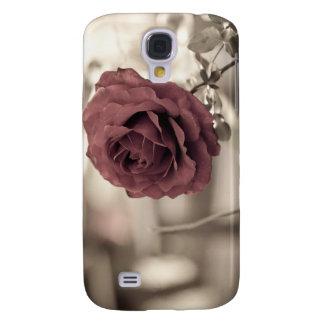 red Rose garden flower summer Galaxy S4 Case