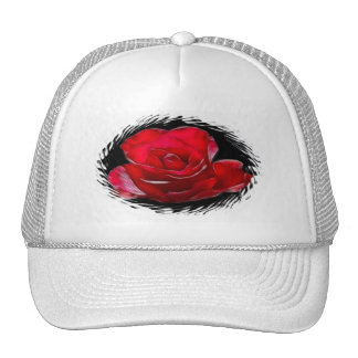 Red Rose Hat