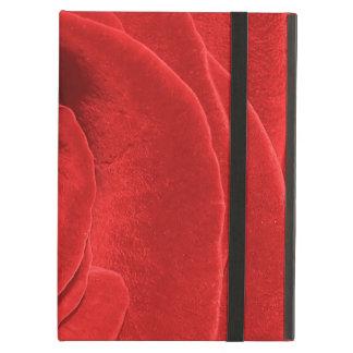 Red Rose iPad Air Cases
