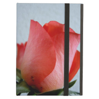 Red rose iPad air cover