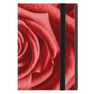 Red Rose iPad Mini Cover