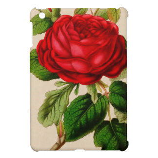 Red Rose iPad Mini Cover