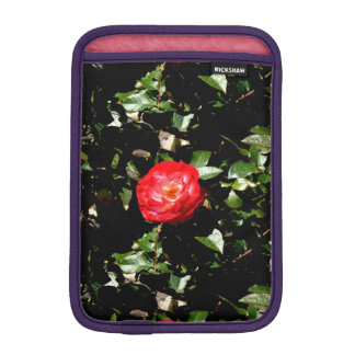 Red Rose iPad Mini Sleeve