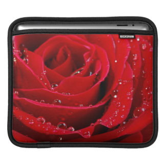 Red rose sleeves for iPads