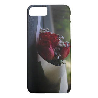 red rose iPhone 8/7 case