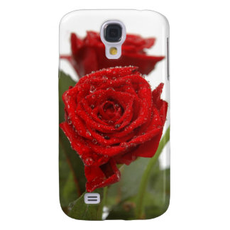 Red Rose iPhone Case 3G Samsung Galaxy S4 Covers