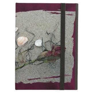 Red Rose Lost at Sea iPad Air Cover