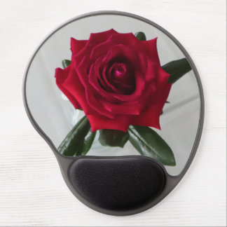 Red Rose Mouse Pad Gel Mouse Pad