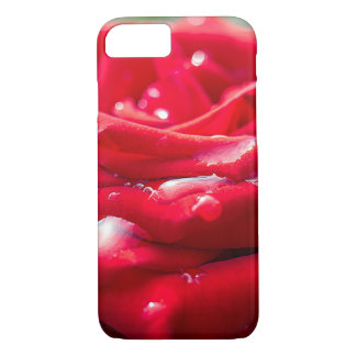 Red rose phone case for iPhone/Samsung
