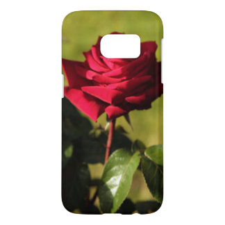Red Rose Phone Case for Samsung S6