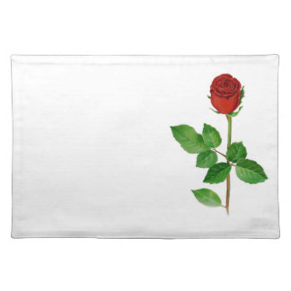 Red Rose Placemats