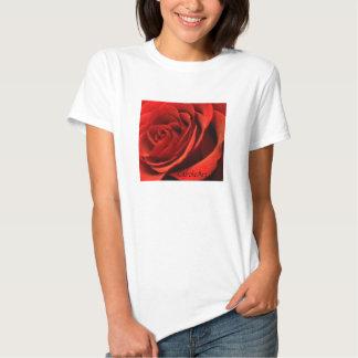 Red Rose Romance Tshirt