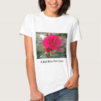 Red Rose Shirt