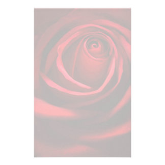 Red Rose Stationary Stationery