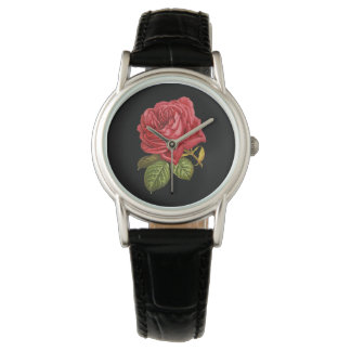 Red Rose Woman's Watch