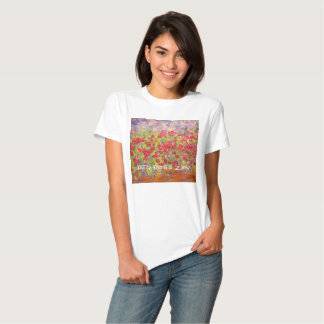 red rose zen t shirts