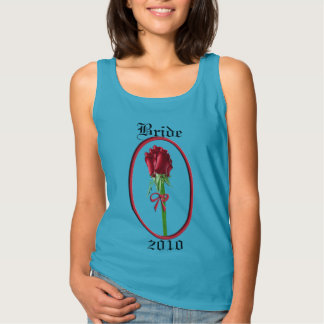 Red Roses Bride 2010 OR CHANGE TO 2009 T-shirt