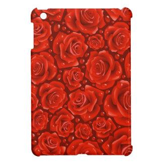 Red Roses Case Savvy Glossy iPad Mini Case