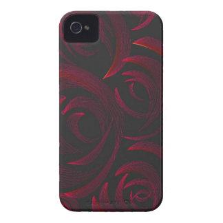 Red Roses in the Dark Case-Mate iPhone 4 Case