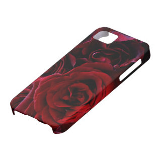 Red Roses iPhone 5 Cases