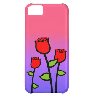 Red Roses iPhone 5C Case