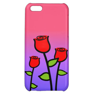 Red Roses iPhone 5C Cover