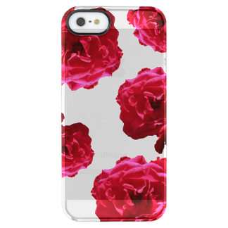 Red Roses  iPhone SE/5/5s Clearly™ Deflector Case