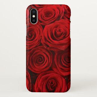 Red Roses iPhoneX iPhone X Case