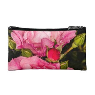 Red Roses Makeup Bag