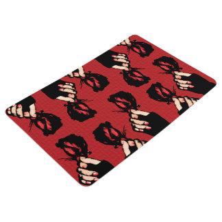 Red Roses Mat