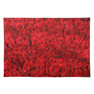 Red Roses Placemat