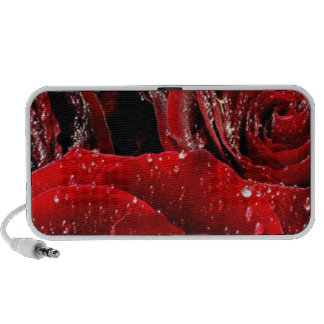 Red Roses PC Speakers