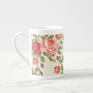Red Roses Tea Mug
