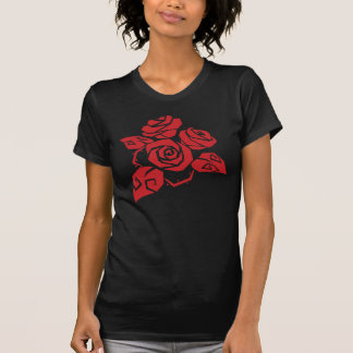 Red Roses Tee