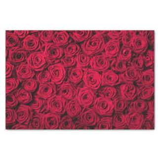 Red Roses Valentine Tissue Paper