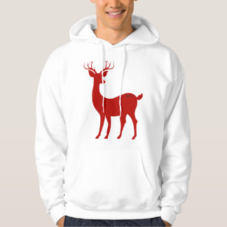 Red Rudolph Hoodies