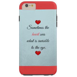 Red Saint Valentine's Day Tough iPhone 6 Plus Case