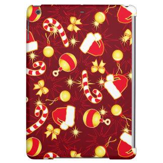 Red - Santa's cap Cover For iPad Air