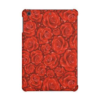 Red Savvy Matte iPad Mini 2 and iPad Mini 3 Case